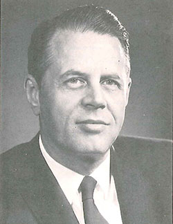 Walter A. Grant – Jun 1960–Feb 1961